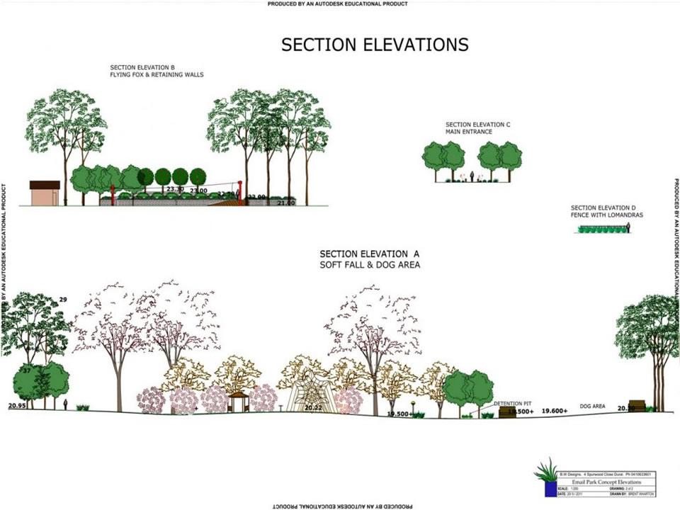 Landscape design life 39 s a garden dig it for Garden design proposal