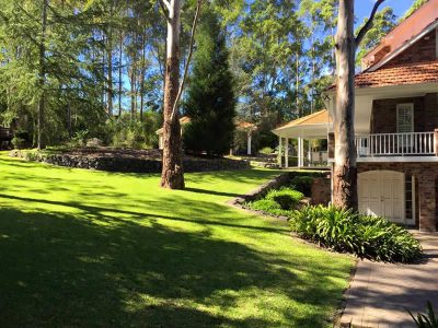 Castle Hill lawn mowing, hedging and garden care - Landscape Maintenance 1