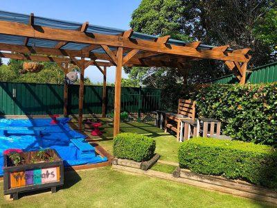 Kindalin Childcare Centres – complete property maintenance services - Landscape Maintenance 7