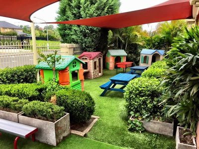 Kindalin Childcare Centres<br>Complete property maintenance